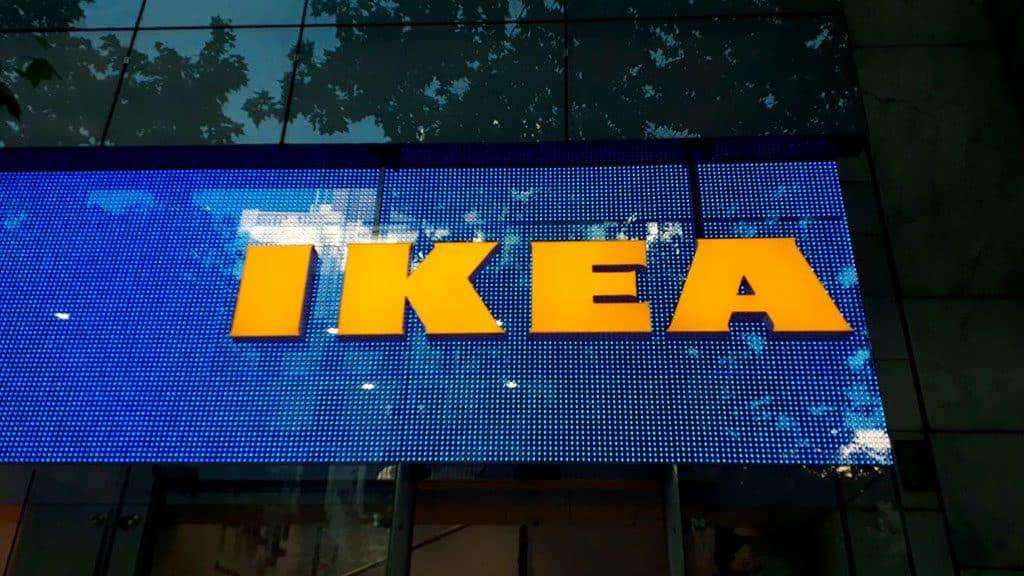 IKEA SERRANO TEMPORARY STORE